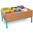 6 Bay Kinderbox Book Storage With Legs