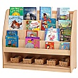 PlayScapes Large Book Display Unit