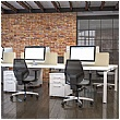 Unity Back to Back 1600W Bench Desks