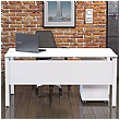 Unity Compact Bench Desks