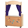 PlayScapes Mobile Tall Unit with Theatre Add-OnNew