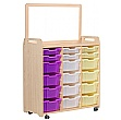 PlayScapes Variety Tray Storage Unit With Magnetic Add-On