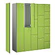ZenBox Aluminium Wet Area Lockers