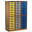 Essentials 48 Tray Storage Units