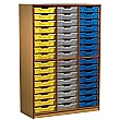Essentials 48 Tray Storage Unit