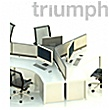 Triumph Phonic Acoustic 120� Metrix System Screens