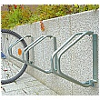 Traffic-Line Wall Mounted Cycle Racks