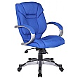 Fiji Fabric Manager Chairs
