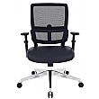 Parity Mesh Task Chairs - Black