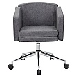 Jura Fabric Home Office Chair