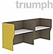 Triumph Rectangular Phonic Acoustic Side By Side 2