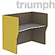 Triumph Double Wave Phonic Acoustic Side By Side 2 Person Pods