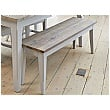 Autograph Solid Wood Small Dining Bench