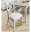 Autograph Solid Wood Dining Chair (Pack of 2)