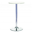 Estrella Tall Table White