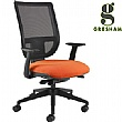 Gresham Move Up Mesh Back Synchro Task Chairs