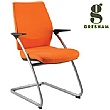 Gresham Take Off Cantilever Visitor Chairs