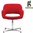 Gresham Motile Task 4 Star Base Chairs