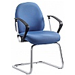 Re-Act Medium Back Cantilever Visitor Chair