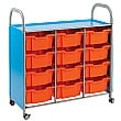 Gratnells Callero 12 Deep Tray 3 Column Storage Unit