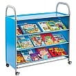 Gratnells Callero Tilted Shelf Library Storage Unit