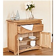 Addison Solid Oak Small Sideboard