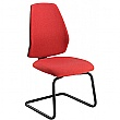 Summit Mono Upholstered Visitor Chair