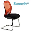Summit Eeso Cantilever Visitor Chair