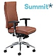 Summit Impact Executive Leather Chair