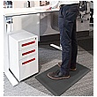 Comfy Anti-Fatigue Sit-Stand Mat