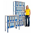BiG340 Lever Arch File Storage Shelving
