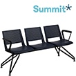 Summit Versit Beam Seating With Polypropylene Chairs