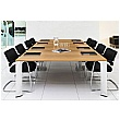 Boss Design Apollo Deluxe Boardroom Table