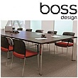 Boss Design Apollo Barrel Boardroom Table
