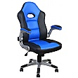 Motoplex Faux Leather Office Chair