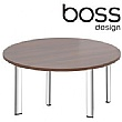 Boss Design Apollo Circular Meeting Table