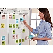 Magnetic Dry-Wipe Notes (Pack of 40)