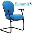 Summit Blenheim Cantilever Visitor Chair