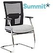 Summit Sensit-Air Lite Cantilever Visitor Chair