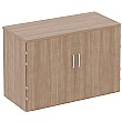 Elite Callisto Executive Desk High Storage Cupboards