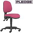 Pledge Topaz Lite Medium Back Operator Chair