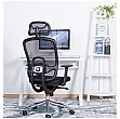 Houston Mesh Task Chair