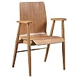 Pacific Wooden Chair