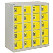 Personal Effects Lockers With Germ Guard