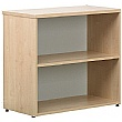 NEXT DAY Ratio Essential Desk High Bookcases