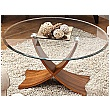 Julia Glass Coffee Table