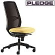 Pledge Eclipse Mesh Back Task Chair