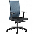 Omega Fabric & Mesh Operator Chair