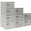 NEXT DAY Bisley Contract Steel Filing Cabinets