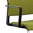 Elite I-Sit Upholstered Cantilever Visitor Chair